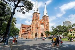 Vibrant Of Ho Chi Minh City