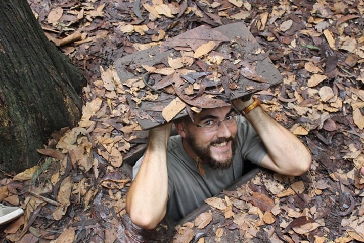 Private Classic Cu Chi Tunnels Tour