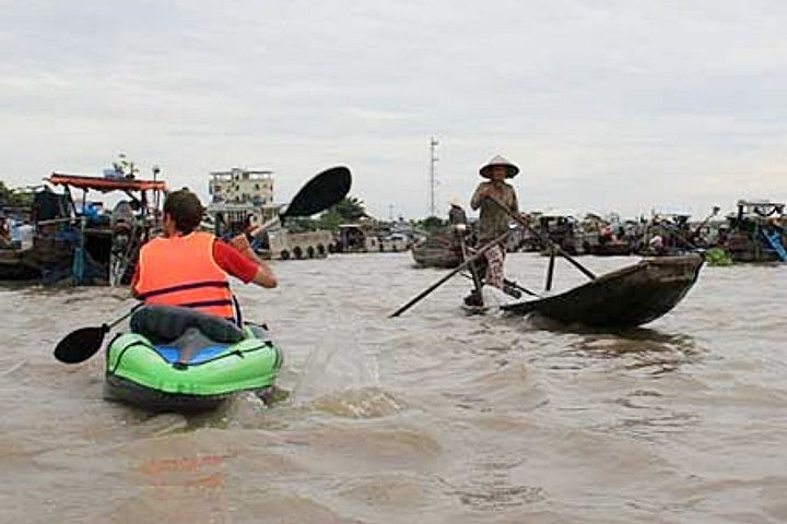 Vip Mekong Delta - Cai Be With Kayaking And Cooking Class Full Day Tour