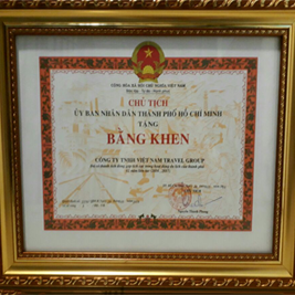 image-Hochiminh City People's Commitee Award